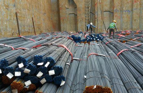 Xuất khẩu sắt thép sang EU tăng vọt