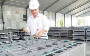Gỡ khó bài toán sản xuất, tiêu thụ vật liệu xây dựng từ tro, xỉ nhiệt điện than