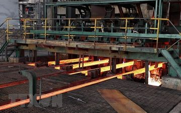 Vietnamese steel sector amidst US-China trade war