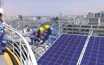 Developing solar power in Vietnam