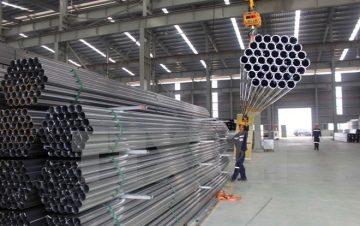 8 tháng: Doanh nghiệp Việt Nam xuất khẩu hơn 230.000 tấn sản phẩm ống thép